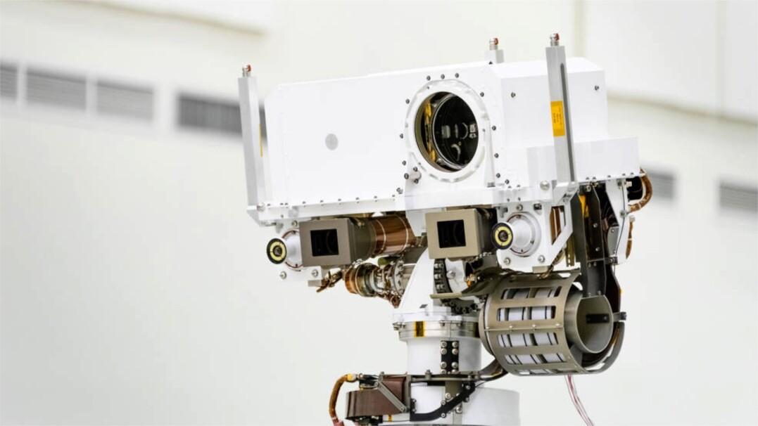 Z kamerą, mikrofonem i mocnym laserem. Co będzie robił najnowszy łazik NASA na Marsie?