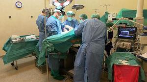 Rekordowa liczba transplantacji w warszawskich szpitalach