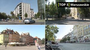 Pięć najdroższych lokalizacji w Warszawie