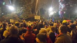 """""""Obywatele RP"""" przed Sejmem. MSWiA prosi o wsparcie Żandarmerii"""