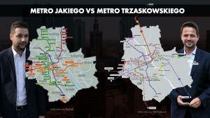 Wyborcze metro w Warszawie. Obietnice kontra możliwości