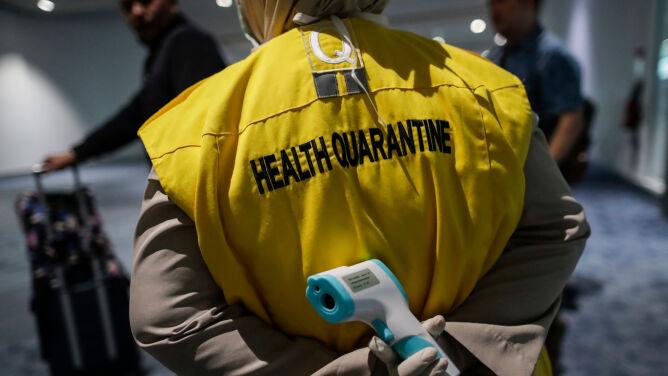 18. ofiara koronawirusa w Chinach. To pierwszy przypadek śmiertelny poza epicentrum