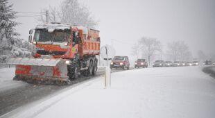 Niebezpieczne warunki w Małopolsce