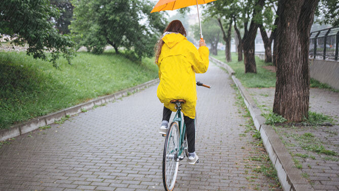 Prognoza pogody na dziś: <br />deszcz, burze, do 27 stopni