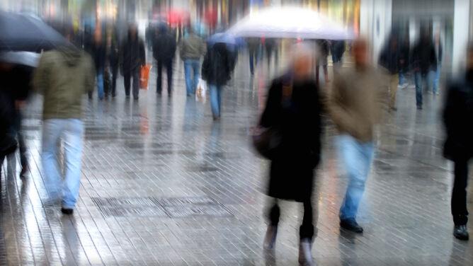 Pogoda na dziś: front z deszczem. <br />Od 3 do 8 stopni