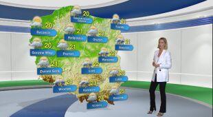 Prognoza pogody na poniedziałek 2.08